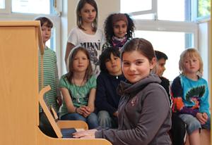Schulen erhalten kostenlos Klaviere