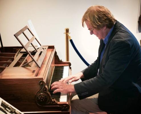 Prof. Gerrit Zitterbart, Kuratorium der Sammlung