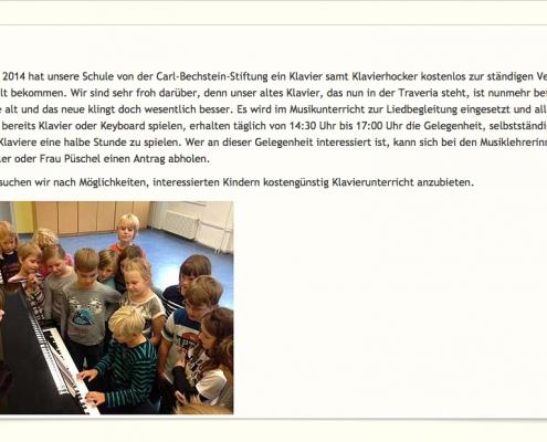 Grundschule am Traveplatz