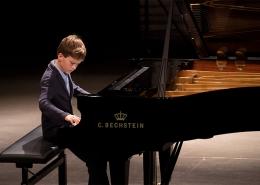 Der zehnjährige Laurenz Thümmler, Sonderpreis der Auftragskomposition